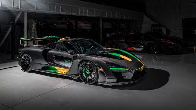 McLaren Senna, Sports cars, 5K