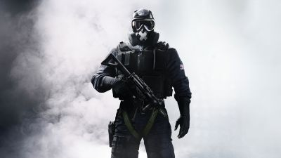 Tom Clancy's Rainbow Six Siege, Mute, PlayStation 4, Xbox One, PlayStation 5, Xbox Series X, PC Games