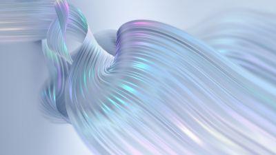 White, Angel wings, Colorful, Shining, Huawei MediaPad, Stock