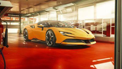 Ferrari SF90 Stradale, 5K