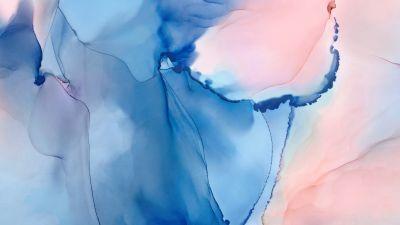 Huawei Mediapad, Watercolors, Blue, Stock