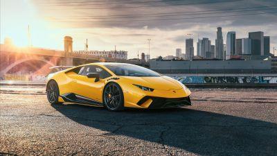 Lamborghini Huracan Performante, 5K