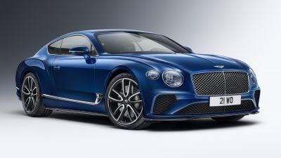 Bentley Continental GT, 2020