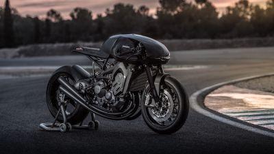 Type 11 Prototype One, Auto Fabrica, Cafe racer, Concept bikes, 2020