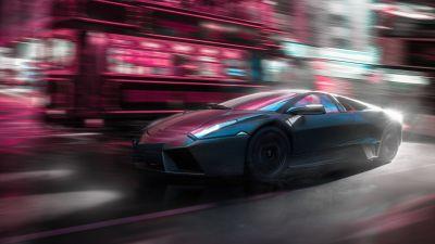 Lamborghini Reventon, Supercars