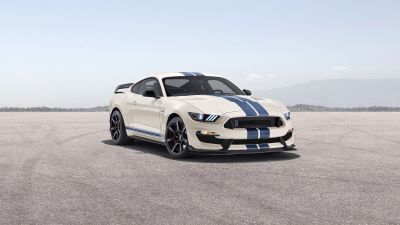 Ford Mustang Shelby GT350, Heritage Edition, 2020, 5K