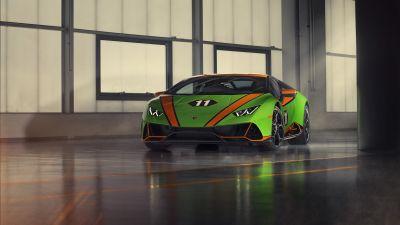 Lamborghini Huracan EVO GT, 2020, 5K, 8K