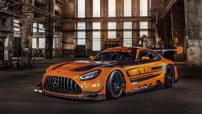 Mercedes-AMG GT3, Sports cars, 5K