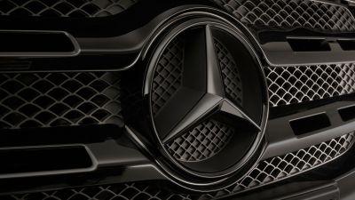 Mercedes Benz X Class, Logo