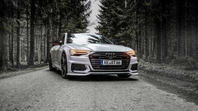 Audi A6, ABT Sportsline, Monochrome