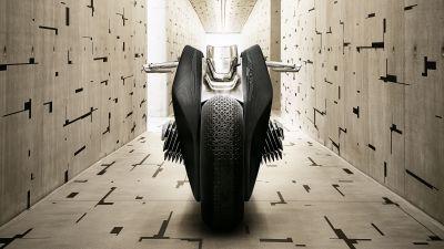 BMW Motorrad VISION NEXT 100, Electric bikes, Concept bikes