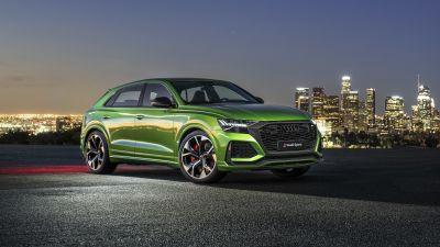 Audi RS Q8, Luxury SUV, 2020, 5K