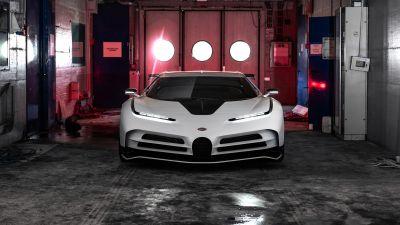 Bugatti Centodieci, Sports cars, Supercars, Hypercars, 5K, 8K