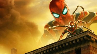 Spider-Man: Far From Home, Iron Spider