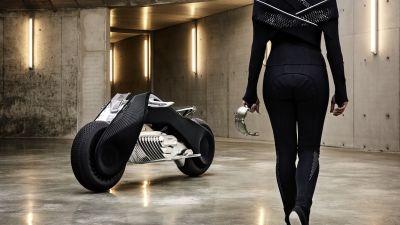 BMW Vision Next 100, Concept bikes, Electric bikes, Future bikes