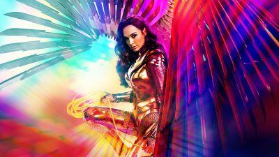 Wonder Woman 1984, Gal Gadot, DC Comics, 2020 Movies, 5K