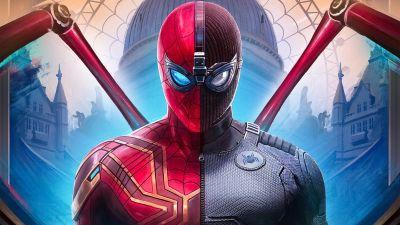 Iron Spider, Spider-Man: Far From Home, Marvel Comics, Spider-Man