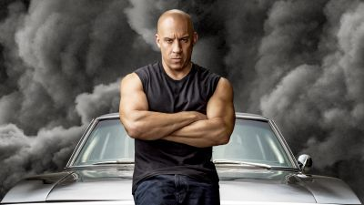 Vin Diesel, Dominic Toretto, Fast & Furious 9, F9, 2020 Movies