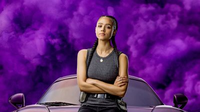 Nathalie Emmanuel, Fast & Furious 9, F9, 2020 Movies