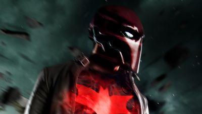 Red Hood, DC Comics, DC Superheroes, Cosplay