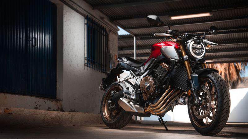 Honda CBR650R, 2020, 5K, Wallpaper