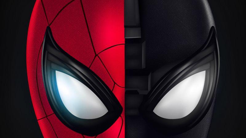 Spider-Man, Night Monkey, Spider-Man: Far From Home, Artwork, Wallpaper