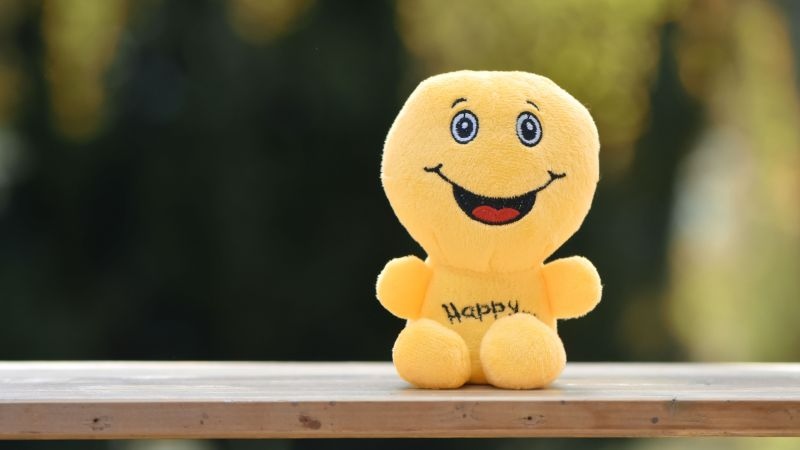 Smiley, Laugh, Happy, Joy, Cheerful, Happiness, Cute expressions, 5K, Wallpaper