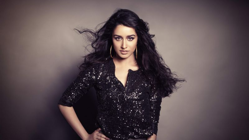 Shraddha Kapoor, Indian actress, Bollywood actress, 5K, Wallpaper