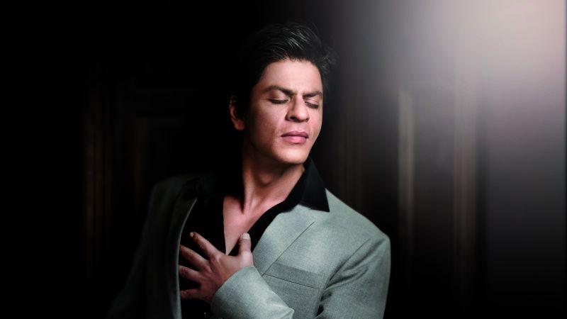 Shah Rukh Khan, Bollywood actor, 5K, 8K, Wallpaper