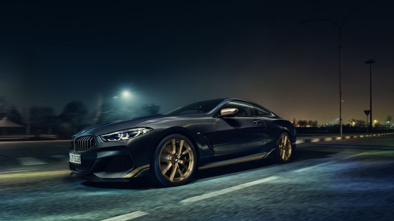 BMW M850i xDrive Coupe Edition, 2020, Wallpaper