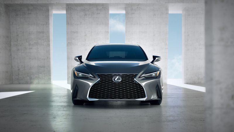 Lexus IS 300, 2021, 5K, 8K, Wallpaper