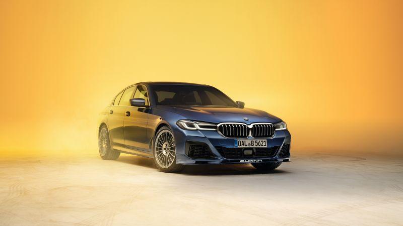 BMW Alpina B5 Limousine, 2020, Wallpaper