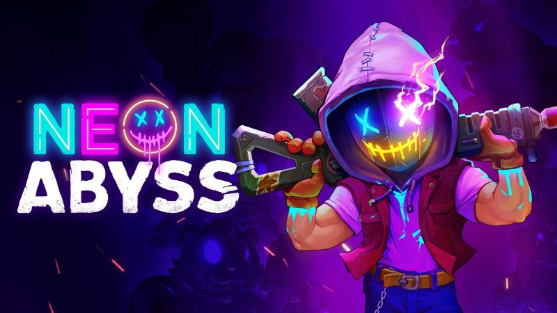 Neon Abyss, PlayStation 4, Xbox One, Nintendo Switch, PC Games, 2020 Games, Wallpaper