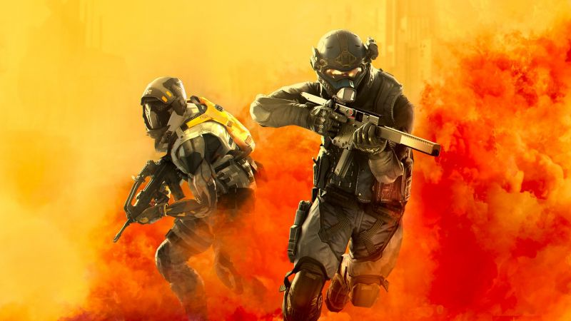 Warface Breakout, Season 1, PlayStation 4, Nintendo Switch, Xbox One, PC Games, Xbox 360, 2020 Games, Wallpaper