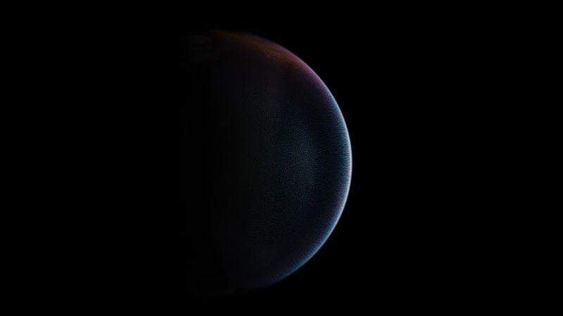 Planet, Astronomy, Outer space, Dark, Black background, 5K, 8K, Wallpaper