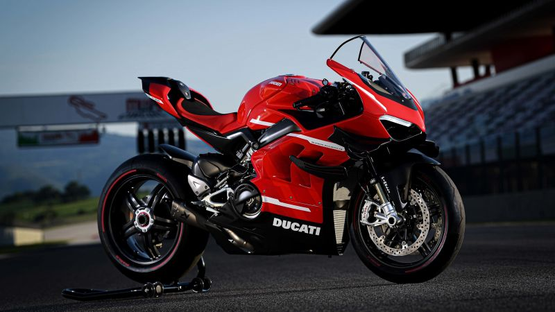 Ducati Superleggera V4, 2020, Superbikes, Wallpaper