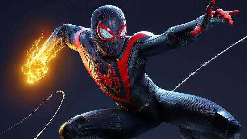 Marvel's Spider-Man 2, PlayStation 5, 2021 Games, Wallpaper