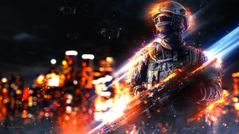 Battlefield 6, Fan Art, Concept Art, Wallpaper