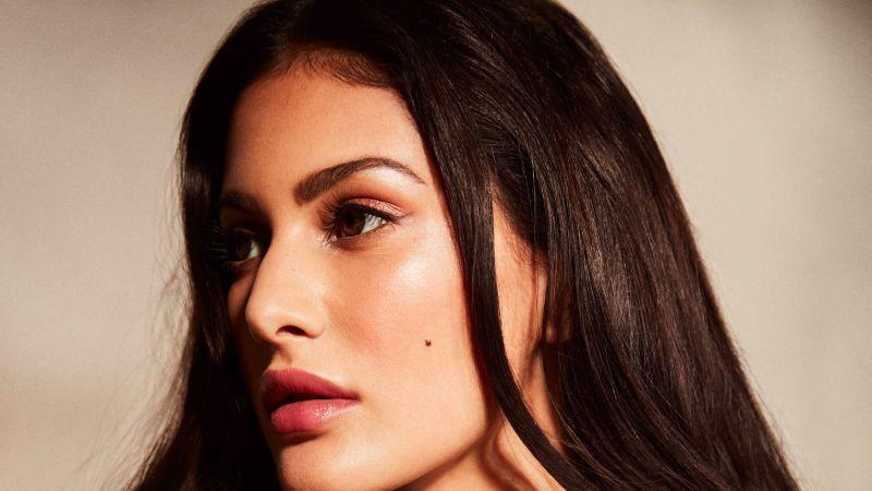 Amyra Dastur, Indian actress, Bollywood actress, Tradition, Portrait, Beautiful actress, Wallpaper