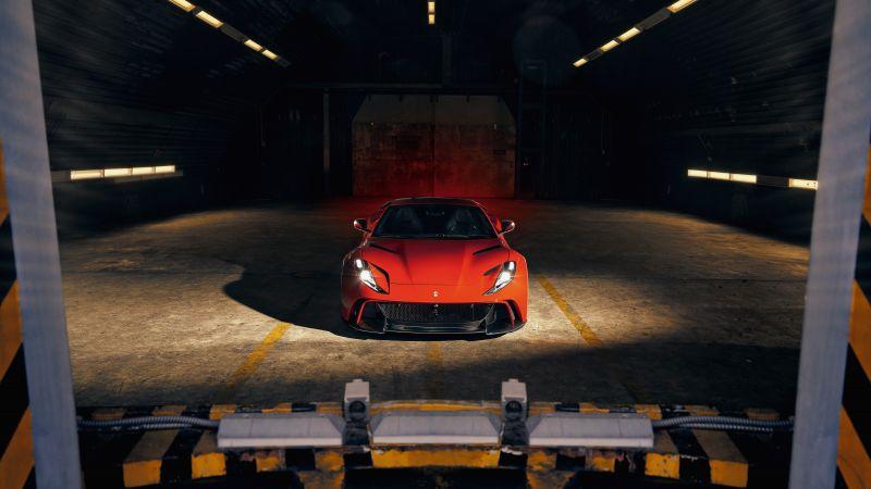 Ferrari 812 Superfast N-Largo, Novitec, Wallpaper