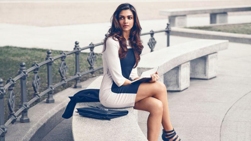 Deepika Padukone, Indian actress, Bollywood actress, Outdoor, Wallpaper
