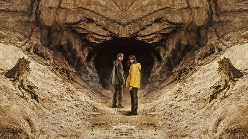 Dark, Season 3, Netflix series, Lisa Vicari, Louis Hofmann, Wallpaper
