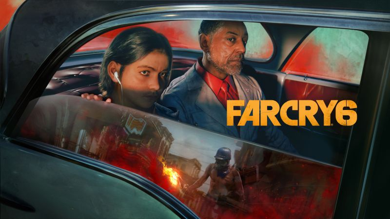 Far Cry 6, Antón Castillo, Giancarlo Esposito, Diego, Anthony Gonzalez, PC Games, PlayStation 4, PlayStation 5, Xbox One, Xbox Series X, Google Stadia, 5K, 8K, Wallpaper