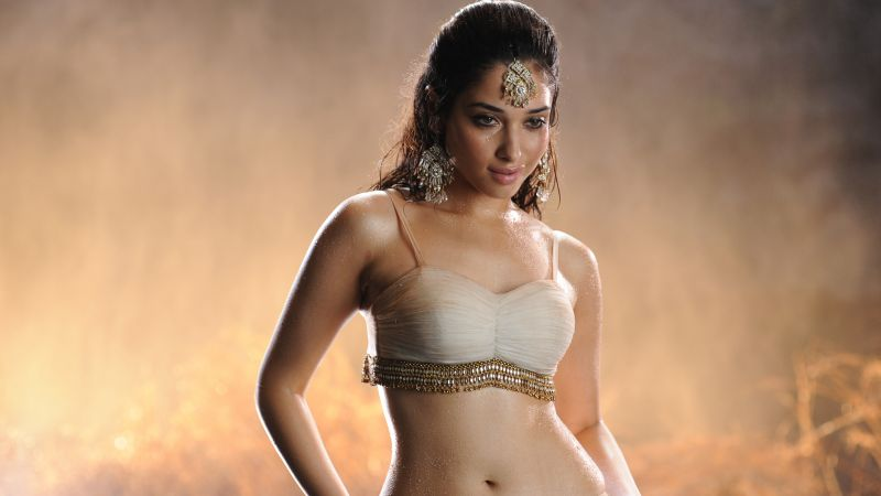 Tamanna Bhatia, Indian actress, Tollywood, Telugu heroine, Badrinath, Wallpaper