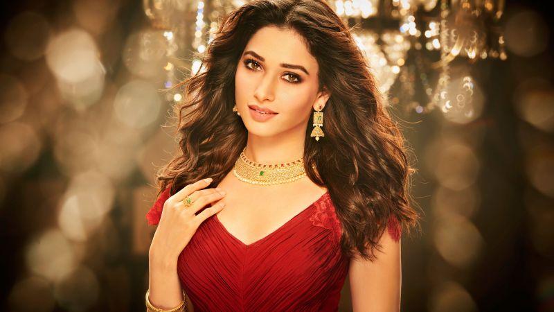 Tamanna Bhatia, Beautiful actress, Tollywood, Indian actress, Bollywood actress, Wallpaper