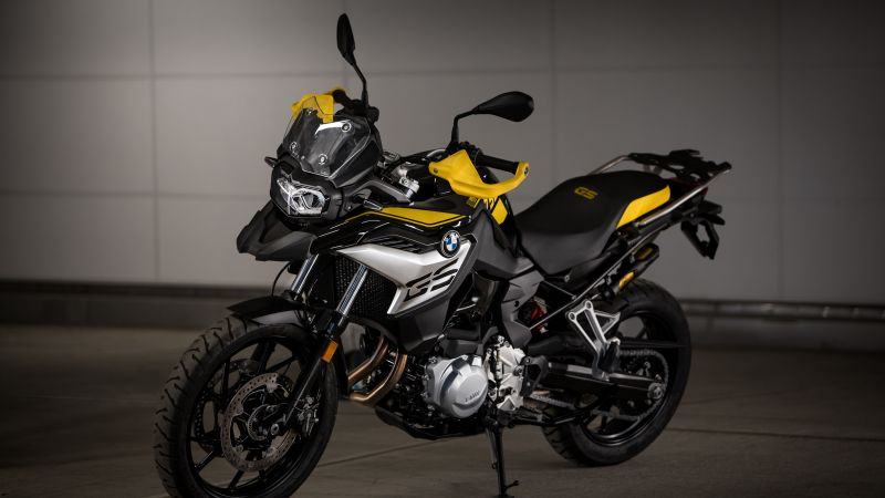 BMW F 750 GS, 40 Years of GS Edition, 2020, Wallpaper