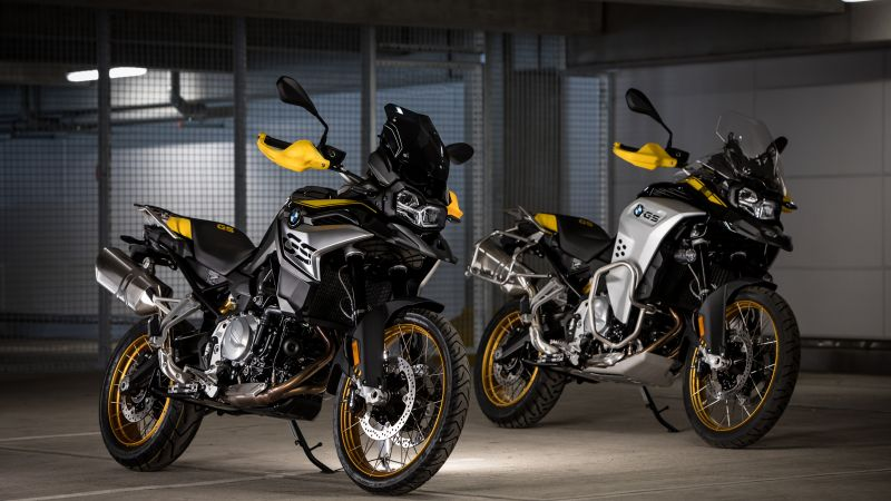 BMW F 850 GS, 40 Years of GS Edition, 2020, Wallpaper