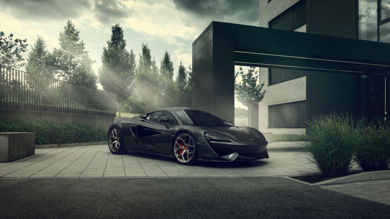Pogea Racing 666s, McLaren 570S, 2020, 5K, 8K, Wallpaper
