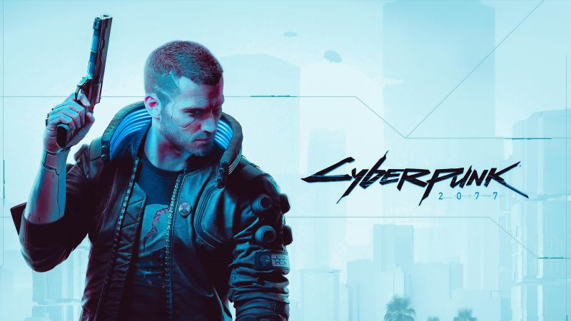 Cyberpunk 2077, Character V, Xbox Series X, Xbox One, PlayStation 4, Google Stadia, PC Games, 2020 Games, 5K, Wallpaper