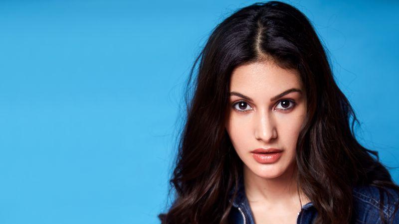 Amyra Dastur, Portrait, Beautiful actress, Indian actress, Bollywood actress, Wallpaper